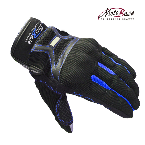 PROTECTION MESH GLOVE(ブルー)