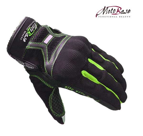 PROTECTION MESH GLOVE(ライムグリーン)