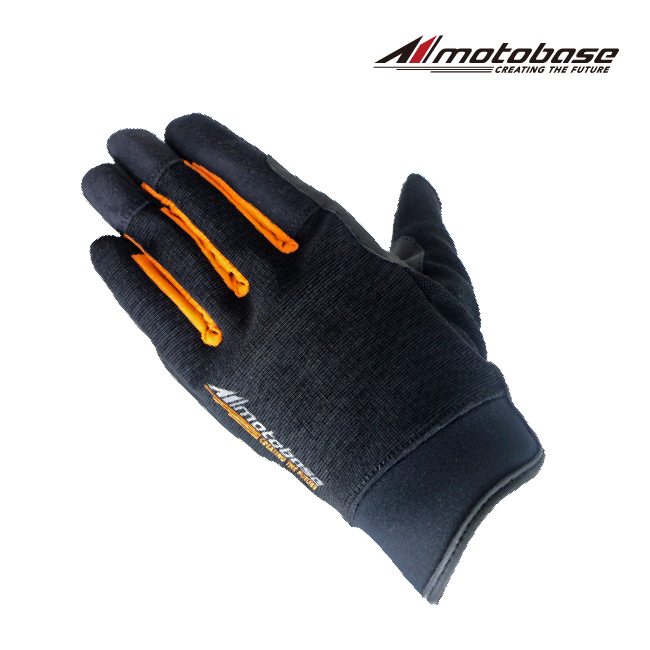 TOURING MECHANIC GLOVE(オレンジ)