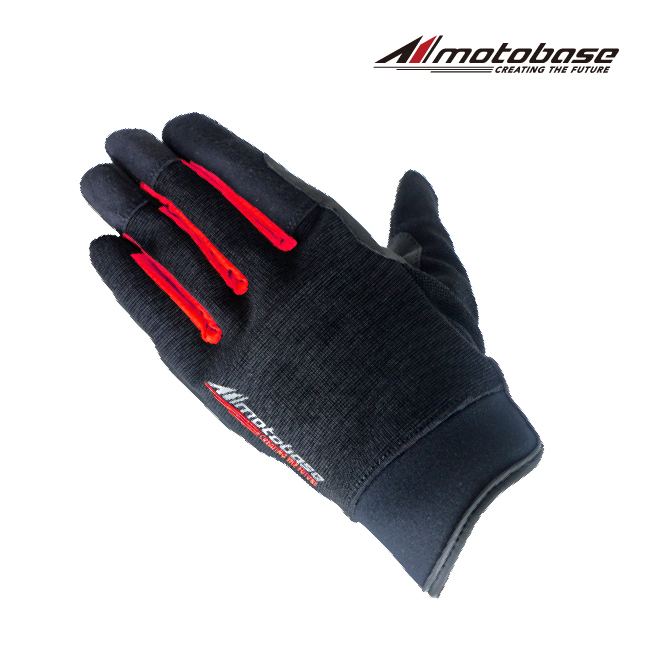 TOURING MECHANIC GLOVE(レッド)