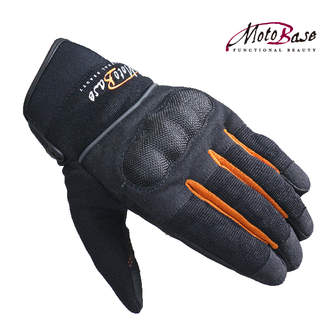 TOURING MECHANIC GLOVE(ライムグリーン)