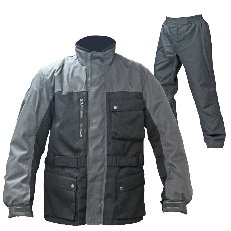 防寒・防水・ウインターライドツーリングスーツ